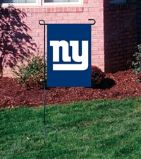 New York Giants NFL Garden Mini Window Flag