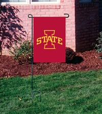 Iowa State Cyclones Garden Mini Window Flag