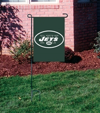 New York Jets NFL Garden Mini Window Flag
