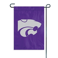 Kansas State Wildcats Garden Mini Window Flag