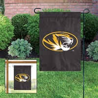 Missouri Tigers Garden Mini Window Flag
