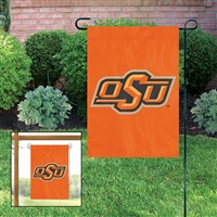 Oklahoma State Cowboys Garden Mini Window Flag
