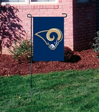 St. Louis Rams NFL Garden Mini Window Flag