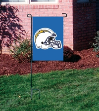 San Diego Chargers NFL Garden Mini Window Flag