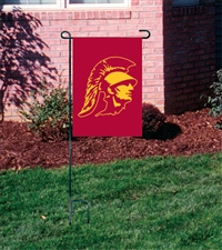 USC Trojans Garden Mini Window Flag