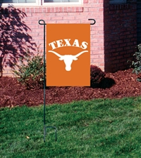 Texas Longhorns Garden Mini Window Flag