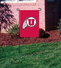 Utah Utes Garden Mini Window Flag