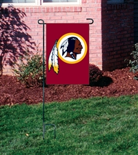 Washington Redskins NFL Garden Mini Window Flag