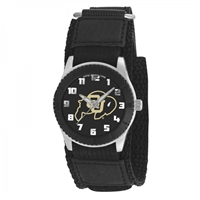 Colorado Golden Buffaloes NCAA Youth Rookie Series Watch (Black)