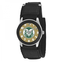 Colorado State Rams NCAA Kids Rookie Series watch (Black)