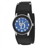Delaware Fightin Blue Hens NCAA Kids Rookie Series watch (Black)