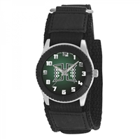 Hawaii Rainbow Warriors NCAA Kids Rookie Series watch (Black)