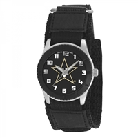 Vanderbilt Commodores NCAA Kids Rookie Series watch (Black)