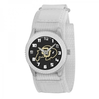 Colorado Golden Buffaloes NCAA Youth Rookie Series Watch (White)