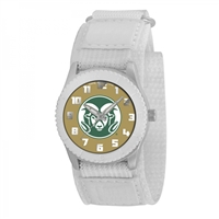 Colorado State Rams NCAA Kids Rookie Series Watch (White)