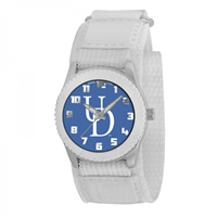 Delaware Fightin Blue Hens NCAA Kids Rookie Series Watch (White)