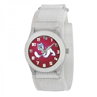 Fresno State Bulldogs NCAA Kids Rookie Series Watch (White)