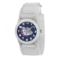 Gonzaga Bulldogs NCAA Youth Rookie Series Watch (White)