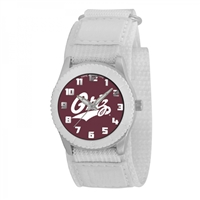 Montana Grizzlies NCAA Youth Rookie Series Watch (White)