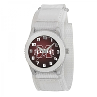 Mississippi State Bulldogs NCAA Kids Rookie Series Watch (White)