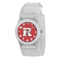Rutgers Scarlet Knights NCAA Kids Rookie Series Watch (White)