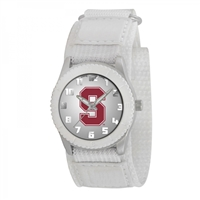 Stanford Cardinal NCAA Kids Rookie Series Watch (White)