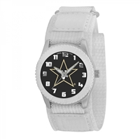 Vanderbilt Commodores NCAA Kids Rookie Series Watch (White)