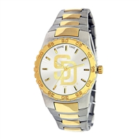 San Diego Padres MLB Mens Executive Series Watch