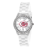 Cincinnati Reds MLB Women's Frost Series Watch