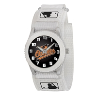 Baltimore Orioles MLB Kids Rookie Series Watch (White)