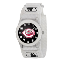 Cincinnati Reds MLB Kids Rookie Series Watch (White)