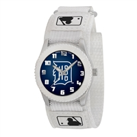 Detroit Tigers MLB Kids Rookie Series Watch (White)