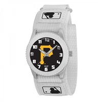 Pittsburgh Pirates MLB Youth Rookie Series Watch (White)