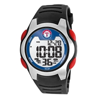 Texas Rangers MLB Mens Training Camp Series Watch