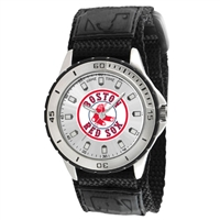 Boston Red Sox MLB Mens Veteran Series Watch