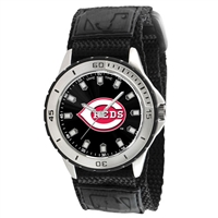 Cincinnati Reds MLB Mens Veteran Series Watch