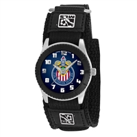 Chivas USA MLS Kids Rookie Series watch (Black)