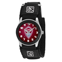 Colorado Rapids MLS Kids Rookie Series watch (Black)