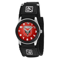 DC United MLS Kids Rookie Series watch (Black)