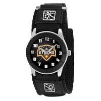 Houston Dynamo MLS Kids Rookie Series watch (Black)