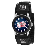 New England Revolution MLS Kids Rookie Series watch (Black)