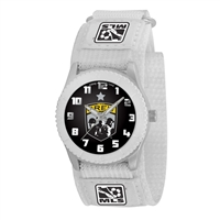 Columbus Crew MLS Kids Rookie Series Watch (White)