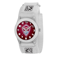 Colorado Rapids MLS Kids Rookie Series Watch (White)