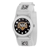 Houston Dynamo MLS Kids Rookie Series Watch (White)