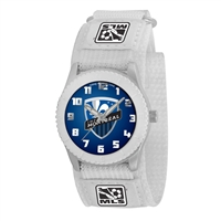 Montreal Impact MLS Kids Rookie Series Watch (White)