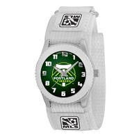 Portland Timbers MLS Kids Rookie Series Watch (White)
