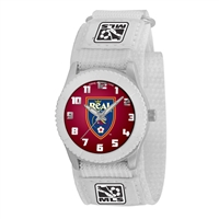 Real Salt Lake MLS Kids Rookie Series Watch (White)