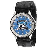 San Jose Earthquakes MLS Mens Veteran Series Watch