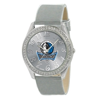 Dallas Mavericks NBA Ladies Glitz Series Watch