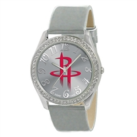 Houston Rockets NBA Ladies Glitz Series Watch